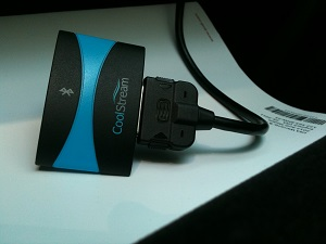 CoolStream Bluetooth Receiver on a dongle