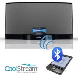 Gadgeteer Announces the CoolStream Bluetooth Receiver