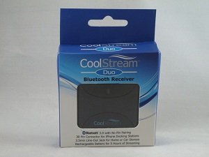 The Gadgeteer reviews the Coolstream Duo shown here in its original box