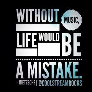Music Quote by Nietzsche