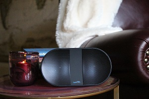 The CoolStream Bluetooth Portable Speaker is the perfect accessory for any Literary Lover