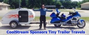 CoolStream Sponsors Tiny Trailer