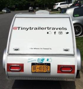 Tiny Trailer Travels