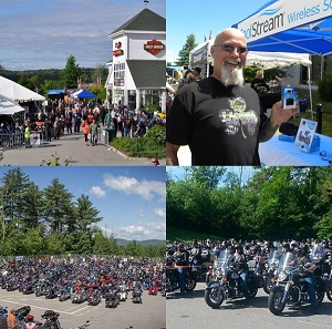 News and Images from Laconia Bike Week 2014