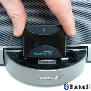 CoolStream Duo Bluetooth Adapter for Bose Docking Station