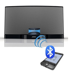Connect iPhone 6 to Bose Sound Dock with CoolStream