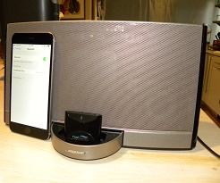 The New iPhone 6 and Bose SoundDock