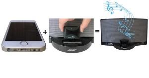 iPhone 6 plus CoolStream equals Cool Music
