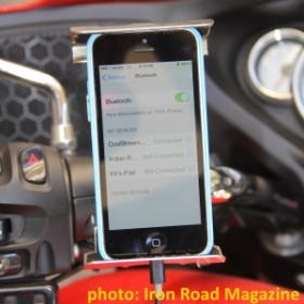 Victory Cross Country Bluetooth Solution