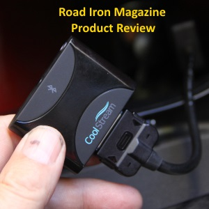 Bluetooth Adapter for Victory Motorcycle 30 Pin iPhone iPod Cable