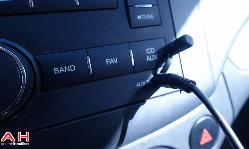 Bluetooth Car Kit for AUX In Jack