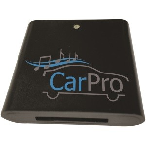 CarPro – Bluetooth Receiver for Audi VW iPod Cable