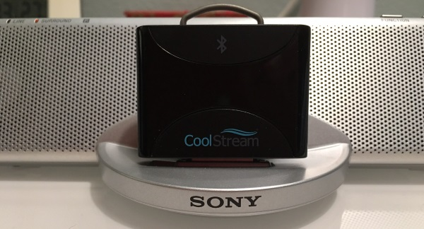 Sony with CoolStream Duo