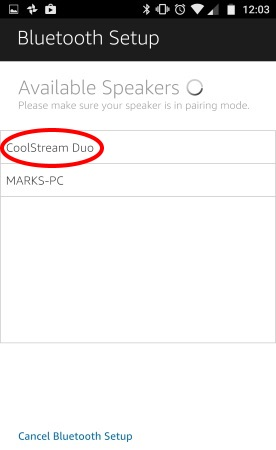 Pair CoolStream Duo