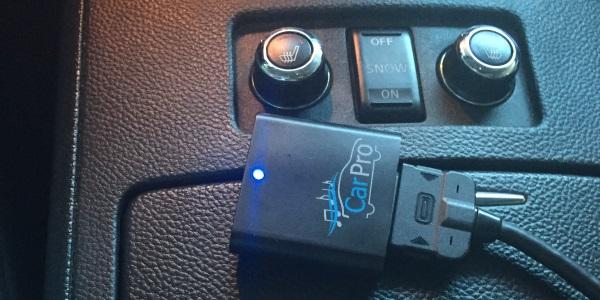 Infiniti 2009 works with CarPro