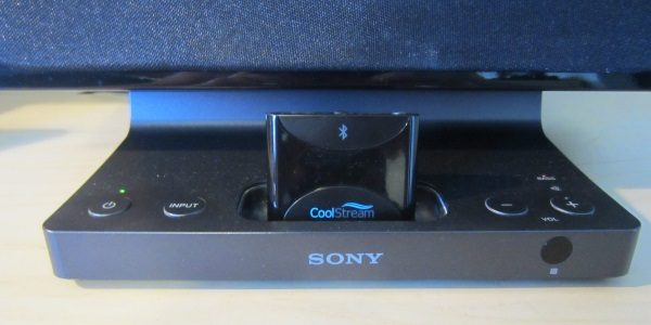 CoolStream Duo works with Sony