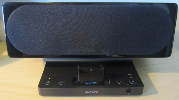 CoolStream Duo and Sony