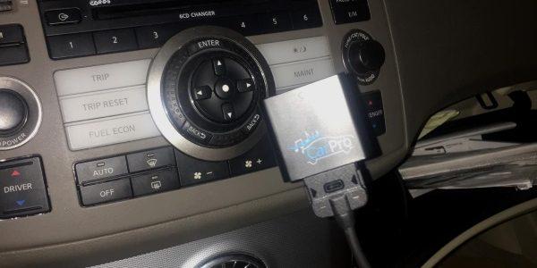 CarPro with Infiniti FX35