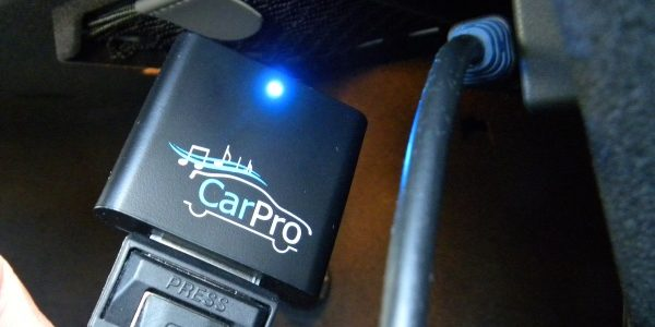 CarPro on iPod Cable