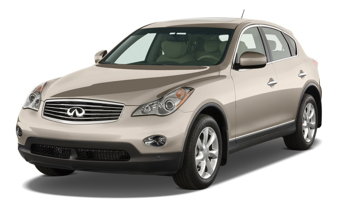 Does the Infiniti 2008 E35 work with the CarPro?