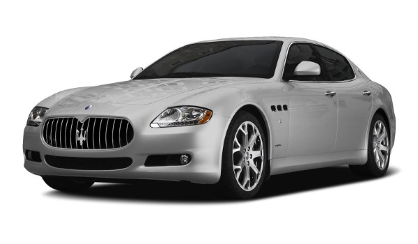 2009 Maserati works with CarPro