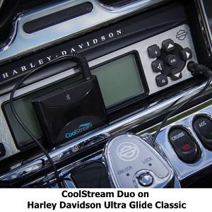 CoolStream Duo Bluetooth Music Receiver - CoolStream