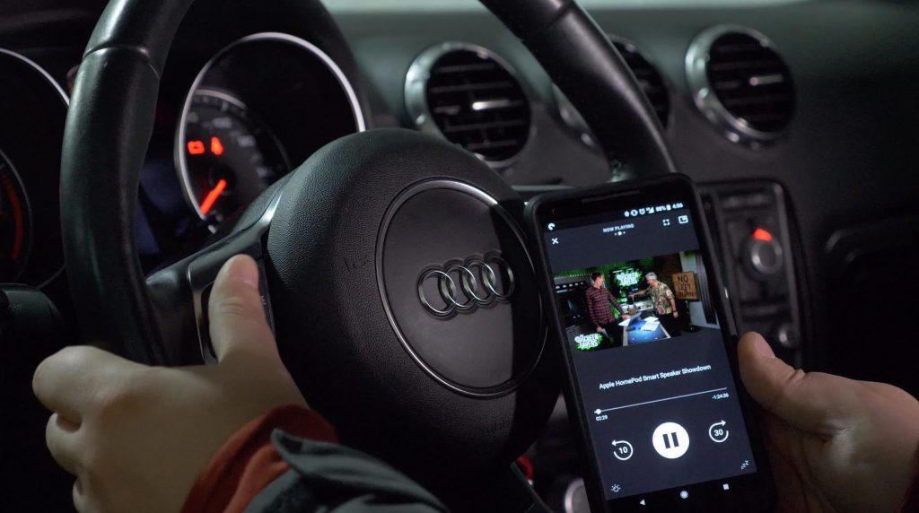 CarPro in Audi