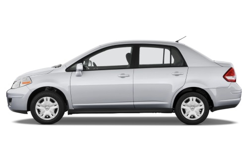 Does the Nissan 2010 Versa work with the CarPro?