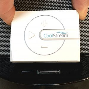 The CoolStream BOOM!