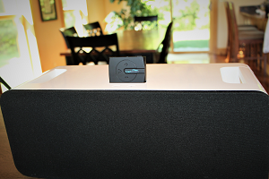 Does the CoolStream BOOM! work with the Apple HiFi?