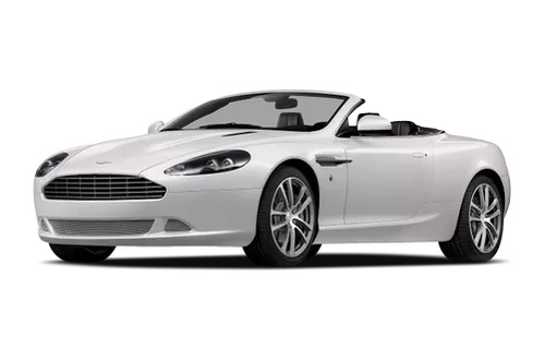 Aston Matin 2011 DB9 works with CoolStream CarPro