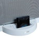 The CoolStream Duo adds Bluetooth to Bose iPod docks.