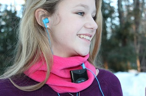 CoolStream Duo makes wired earbuds into Bluetooth earbuds.