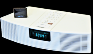 The CoolStream Duo adds Bluetooth to the Bose Wave Radio.