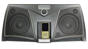 The Zune Kicker is the perfect stereo for a Bluetooth upgrade with the Duo.