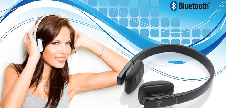 CoolStream Bluetooth Headphones