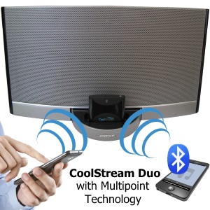 CoolStream Duo with Multipoint Technology